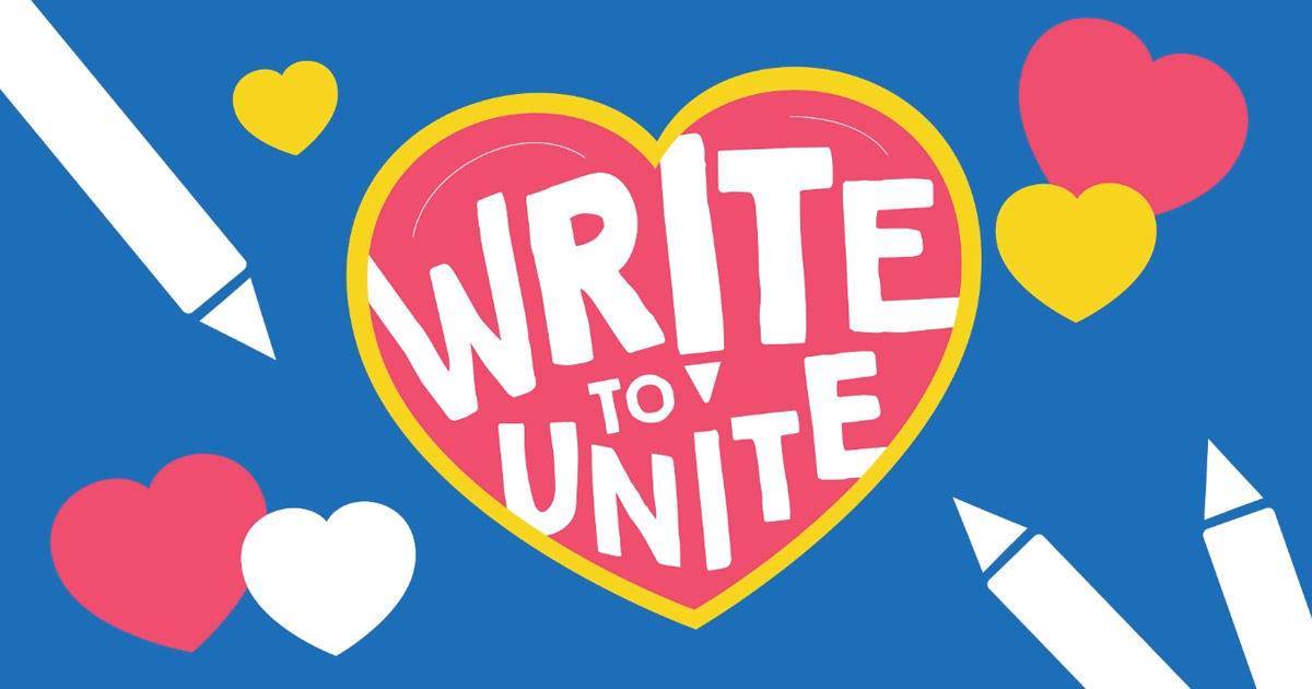 Write To Unite | In Assocation With Young Writers